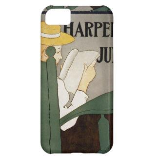 Vintage Harper's Magazine Cover iPhone 5C Cover