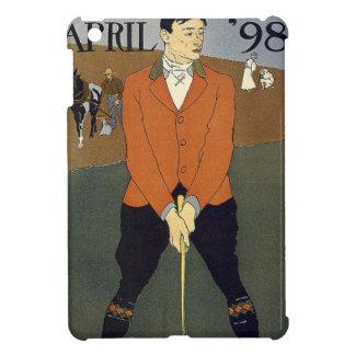 Vintage Harper's Magazine Cover Case For The iPad Mini