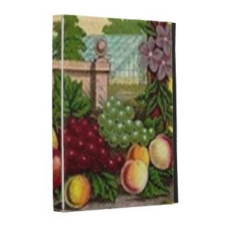 Vintage Harvest iPad Folio Case