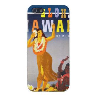 Vintage Hawaii Hula Dancers  iPhone Cases