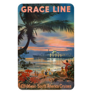 Vintage Hawaii, los E.E.U.U. - Iman Rectangular