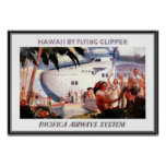 Vintage Hawaii, los E.E.U.U. - Impresiones