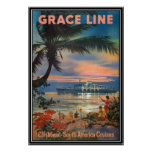 Vintage Hawaii, los E.E.U.U. - Posters