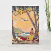 Vintage Hawaii Travel