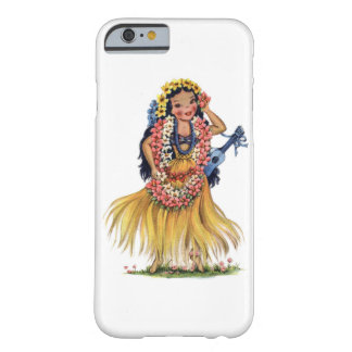Vintage Hawaiian Doll Barely There iPhone 6 Case