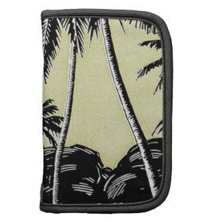 Vintage Hawaiian Palms Planner