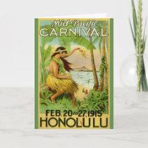Vintage Hawaiian Travel