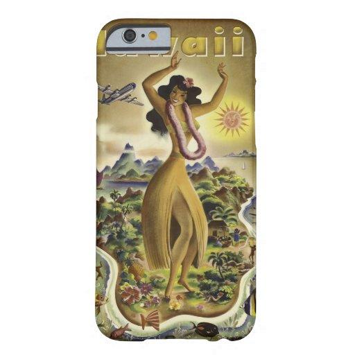 Vintage Hawaiian Travel iPhone 6 Case