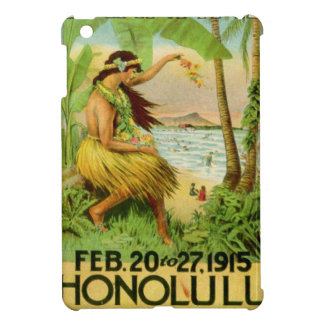 Vintage Hawaiian Travel iPad Mini Case