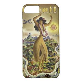 Vintage Hawaiian Travel iPhone 7 Case