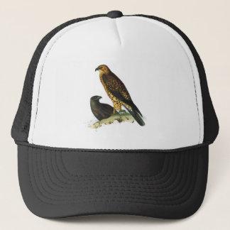 Vintage Hawks Illustration Trucker Hat