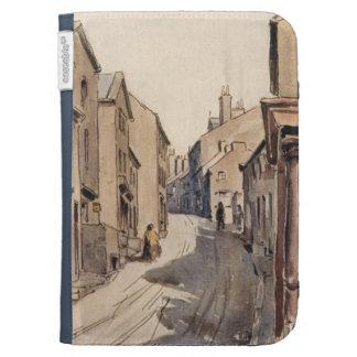 Vintage Haworth West Yorkshire England Bronte Kindle 3G Case