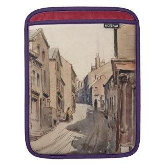 Vintage Haworth West Yorkshire England Bronte iPad Sleeve