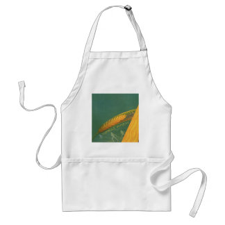 Vintage Healthy Foods, Whole Grain Wheat Bread Adult Apron