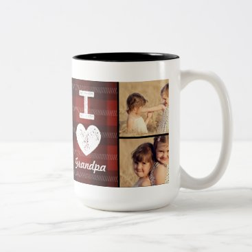 berryberrysweet Vintage Heart Custom Photo Mug