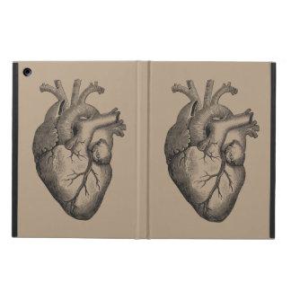 Vintage Heart Illustration iPad Air Covers