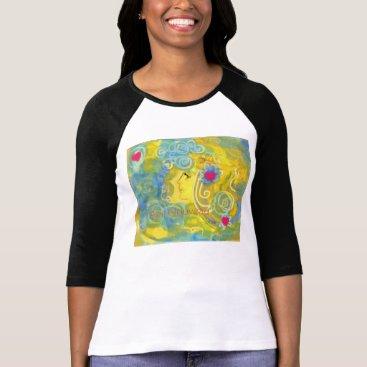 """__apples__boutique_ """"Vintage Heart"""" Shirt"""