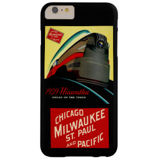 Vintage Hiawatha Streamlined Train Barely There iPhone 6 Plus Case