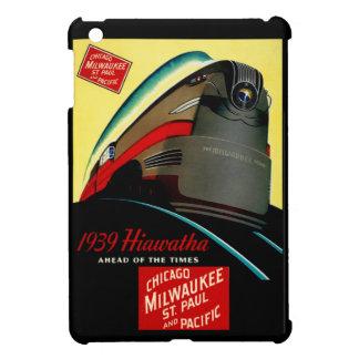 Vintage Hiawatha Streamlined Train Cover For The iPad Mini