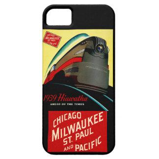 Vintage Hiawatha Streamlined Train iPhone 5 Case