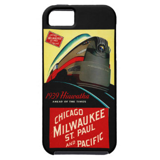 Vintage Hiawatha Streamlined Train iPhone 5 Covers