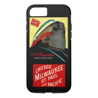 Vintage Hiawatha Streamlined Train iPhone 7 Case