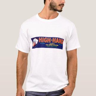 Vintage High-Hand Fruit Label T-Shirt