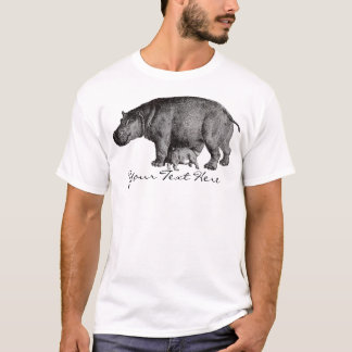 Vintage Hippo Shirt