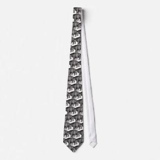 Vintage Hippo Tie