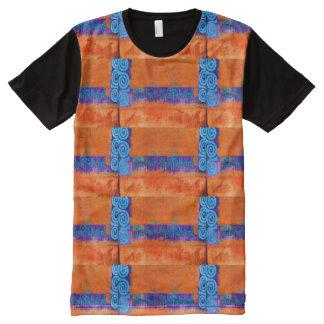 """Vintage Hippy"" Men's Shirt"