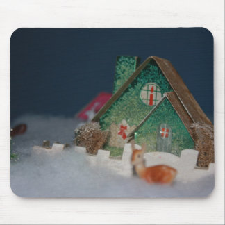 Vintage Holiday! Mouse Pad