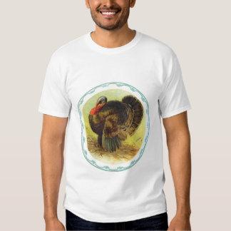 Vintage Holiday Thanksgiving Turkey T-Shirt
