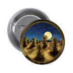 Vintage Holidays, A Glad Thanksgiving Day 2 Inch Round Button