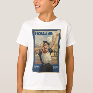 Vintage Holland Air Travel T-Shirt