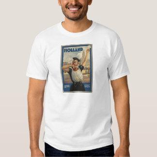 Vintage Holland Air Travel T Shirt