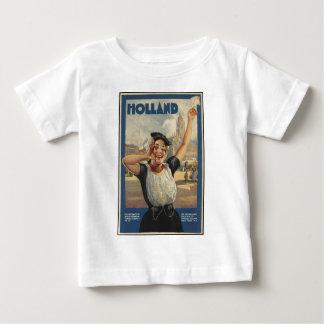 Vintage Holland Air Travel T Shirts