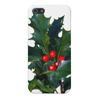 Vintage Holly iPhone 5/5S Covers