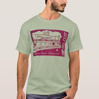 Vintage Hollywood Breneman's Retaurant T-Shirt