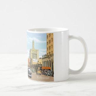 Vintage Hollywood Coffee Mug