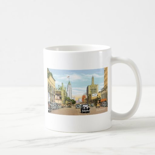 Vintage Hollywood Mugs