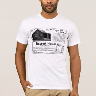 Vintage Homes  Ad  T-shirt