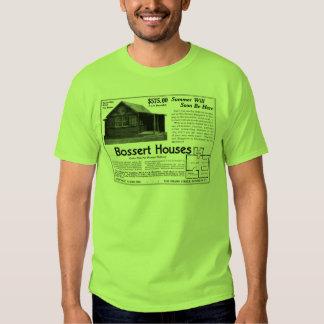 Vintage Homes  Ad  T-shirt