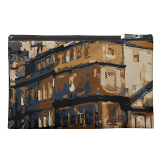 Vintage Homes in Venice Italy Travel Accessory Bag