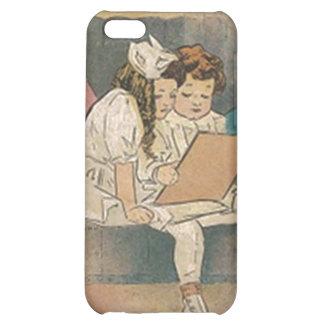 Vintage Homeschooling Children Case For iPhone 5C