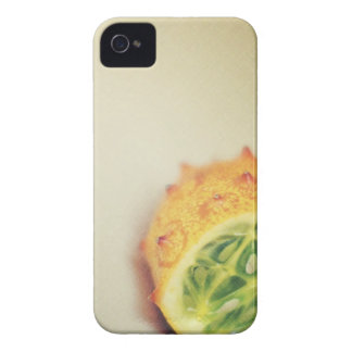Vintage Horned Melon iPhone 4 Cover