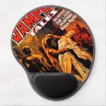 Vintage Horror Comic Mousepad Gel Mouse Pad