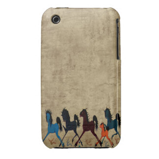 Vintage Horse iPhone 3 Covers