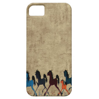 Vintage Horse iPhone SE/5/5s Case