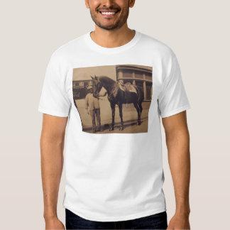 Vintage Horse Picture Shirts