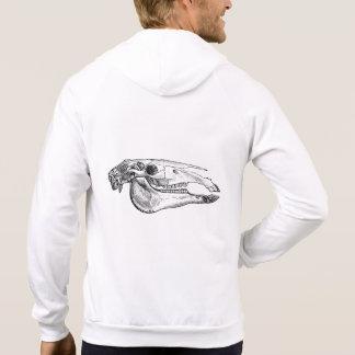 Vintage Horse Skull Skeleton Personalized Skeleton Sweatshirt